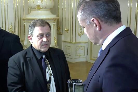 Prezident prijal svedka únosu Kováča mladšieho | Spoločnosť | .týždeň - iný pohľad na spoločnosť