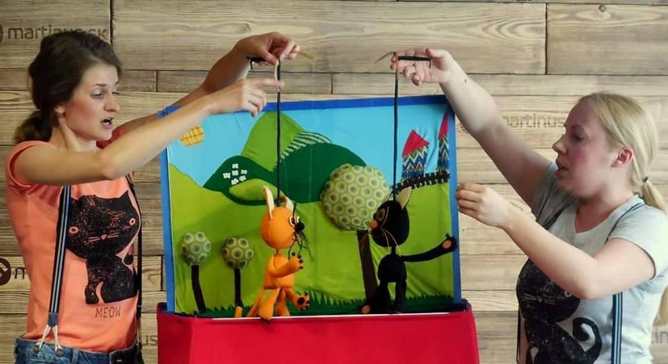 Divadlo pre deti: O Pufovi a Mufovi