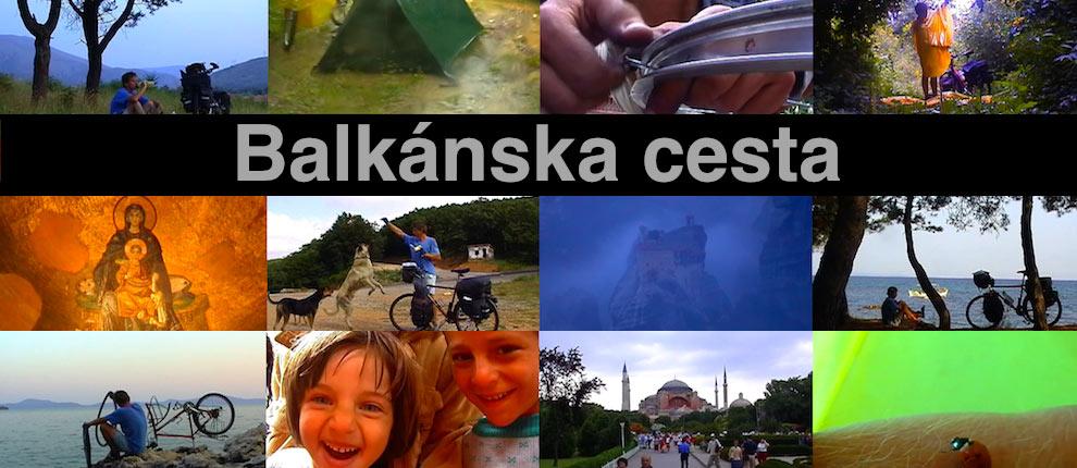 Balkánska cesta