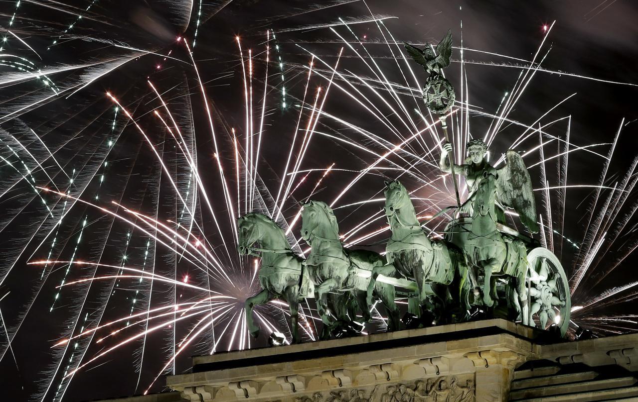 Ako svet vítal nový rok 2019?