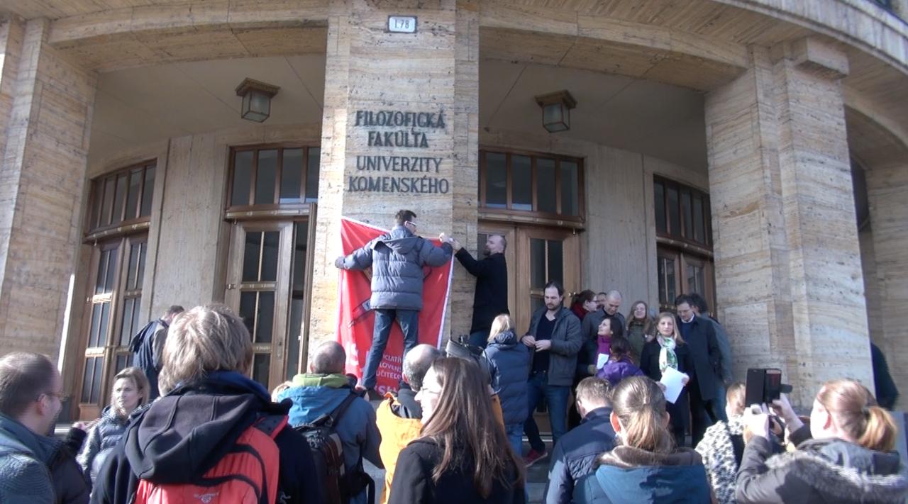 Univerzity vstupujú do štrajkovej pohotovosti
